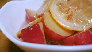 サツマイモレモン